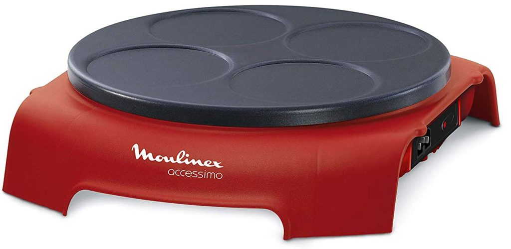 Moulinex PY312511 crepiere Accessimo Crep Party