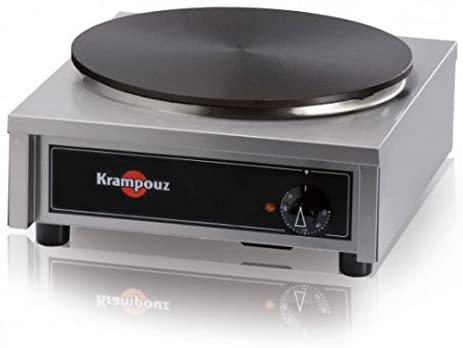 Crêpière Krampouz électrique gamme standard carré de diamètre 35 cm