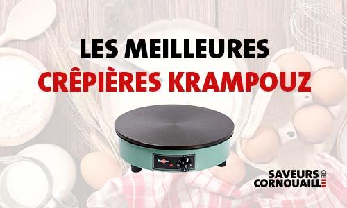 Comparatif des meilleures crêpières Krampouz