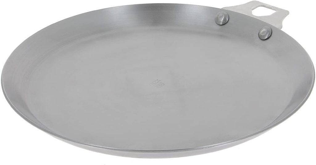 Poêle à crêpe De Buyer, élément amovible Minéral